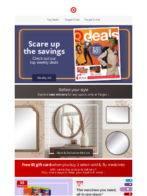 Target - Your new Weekly Ad is here.