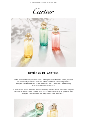 Cartier - Nature as You've Never Experienced It