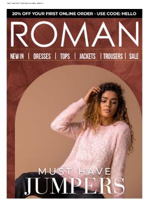 Roman Originals (UK) - YOU. NEED. THESE!