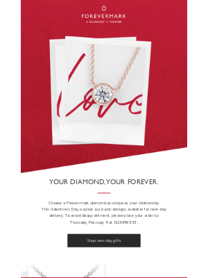 Forevermark - Shop Valentine's Day gifts and enjoy next-day delivery.
