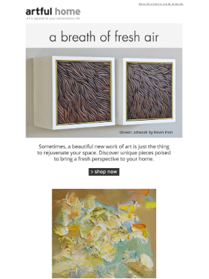 Refresh Your Space with Artwork You Love