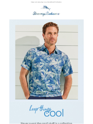 Tommy Bahama - 👏 Here's to Your Best Performance Yet!
