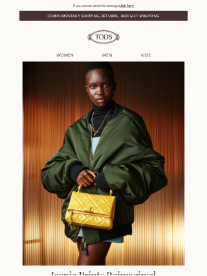 TOD'S - The New Tod's Signature Bag