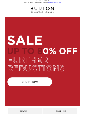 Further reductions!