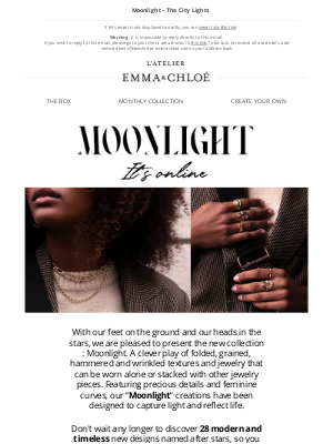 Emma & Chloé US - The new collection is online 🌟