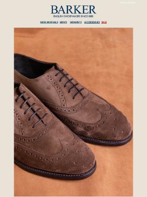 Barker Shoes (UK) - Barker London Collection | Last 469