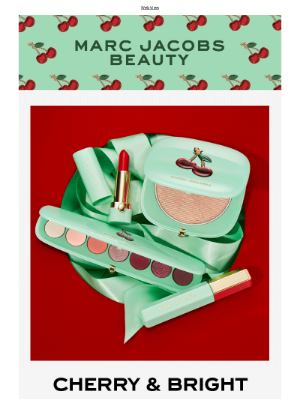 Marc Jacobs Beauty - Get a cherry & bright look in 4 simple steps
