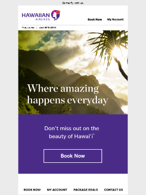 🌺 There's still time to book your getaway