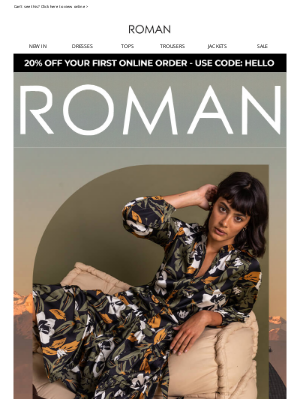 Roman Originals (UK) - We're OBSESSED (and you will be too)