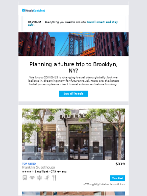 HotelsCombined - Planning a future trip to Brooklyn, NY? Hotels starting at $89