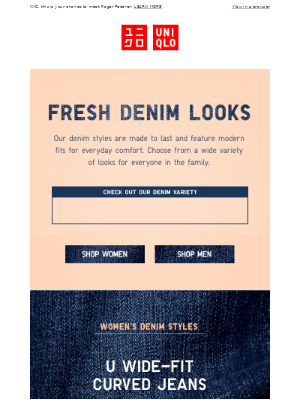 Get the denim of your dreams