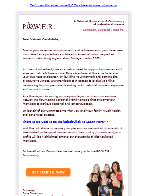 Express - Powerful Networking Opportunities for Women Only