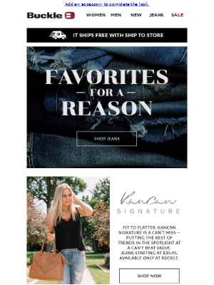 Jeans You'll Love
