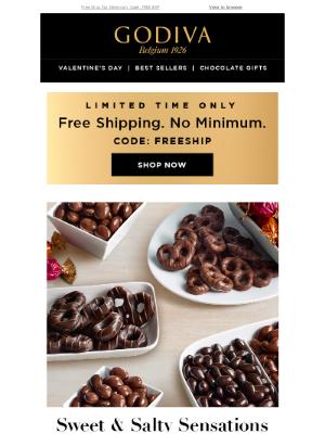 GODIVA - Cozy Comfort Snacks 🍫🥨 | Sweet Deal Inside…