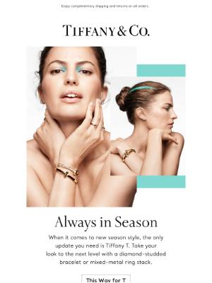 Tiffany & Co. - Need-to-know Tiffany T Icons