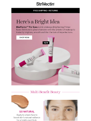 Get Brighter Eyes with Our New Primer
