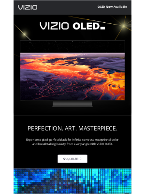 VIZIO - Breaking! OLED Now Available