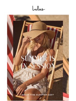 Hello Sun ☀ | Summer Edit 2020