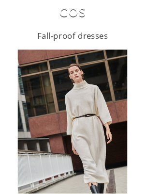 COS - Your fall dresses lineup is here