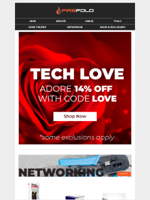 FireFold - We LOVE Tech.  14% OFF This Month...