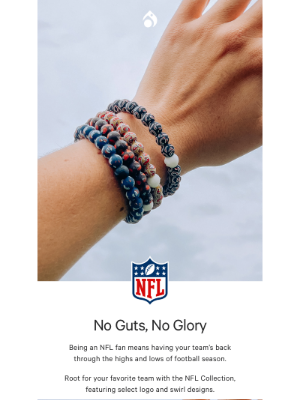 Lokai - 🏈 Which NFL team has your loyalty?