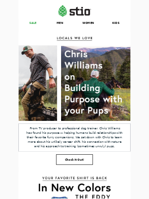 Building Purpose With Your Pups 🐶🐕