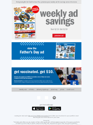 Meijer - Celebrate Father's Day with Deals + Your Weekly Ad Preview