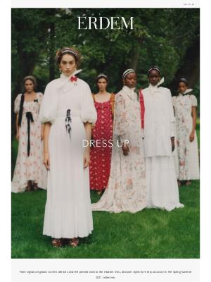 Erdem Moralioglu Ltd (UK) - Dresses for every occasion