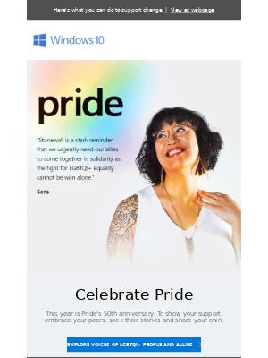 Celebrate Pride ❤🧡💛💚💙💜