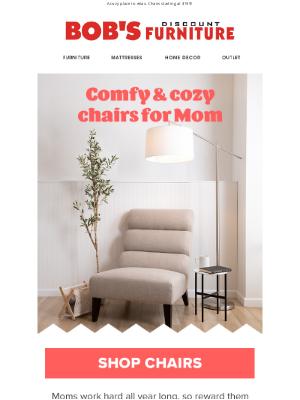 Bob's Discount Furniture - Mom deserves a break!