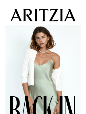 Aritzia (CA) - Well look who showed up