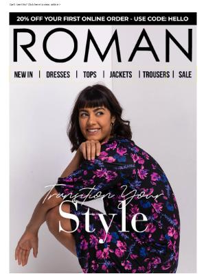 Roman Originals (UK) - RE: RSVP, yes?