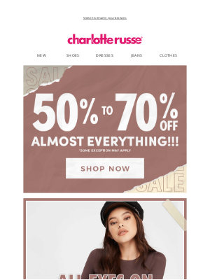 Charlotte Russe - NEW Wardrobe, Who Dis? 📱👀