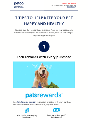 Petco - 7 simple ways we can help with your pet's wellness