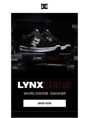 Roxy - THE ICONIC LYNX ZERO