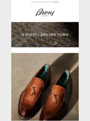 Brioni - A Stroll Around Town