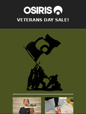 LAST CHANCE 🔥 👍 🔥 👍 VETERANS DAY SALE!