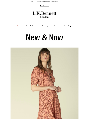 New & Now: Our latest arrivals