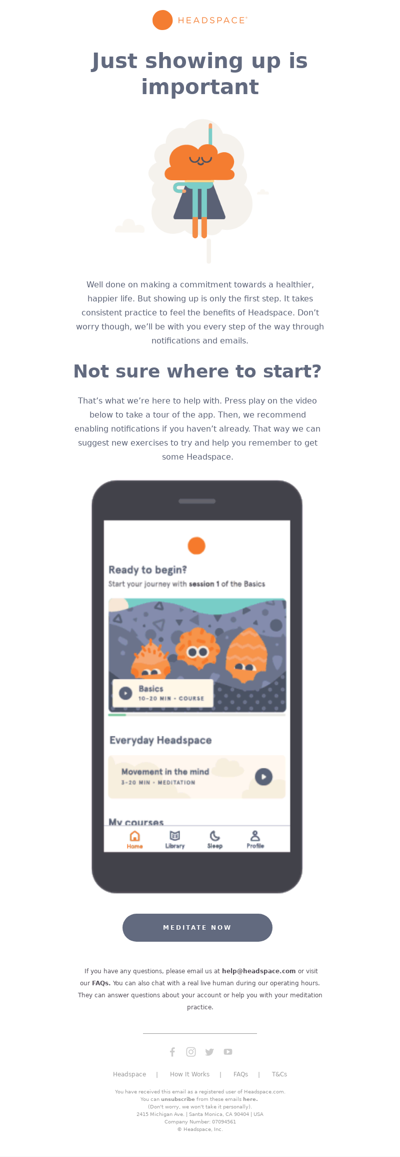 Headspace - Welcome to Headspace Plus