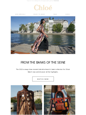 Chloé - Discover the SS22 collection