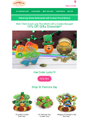 Cookies by Design - Sitewide Cookie Sale! Don't Miss Out…