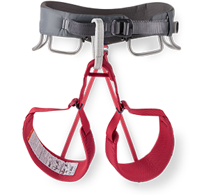 Product image of the BLACK DIAMOND MOMENTUM HARNESS