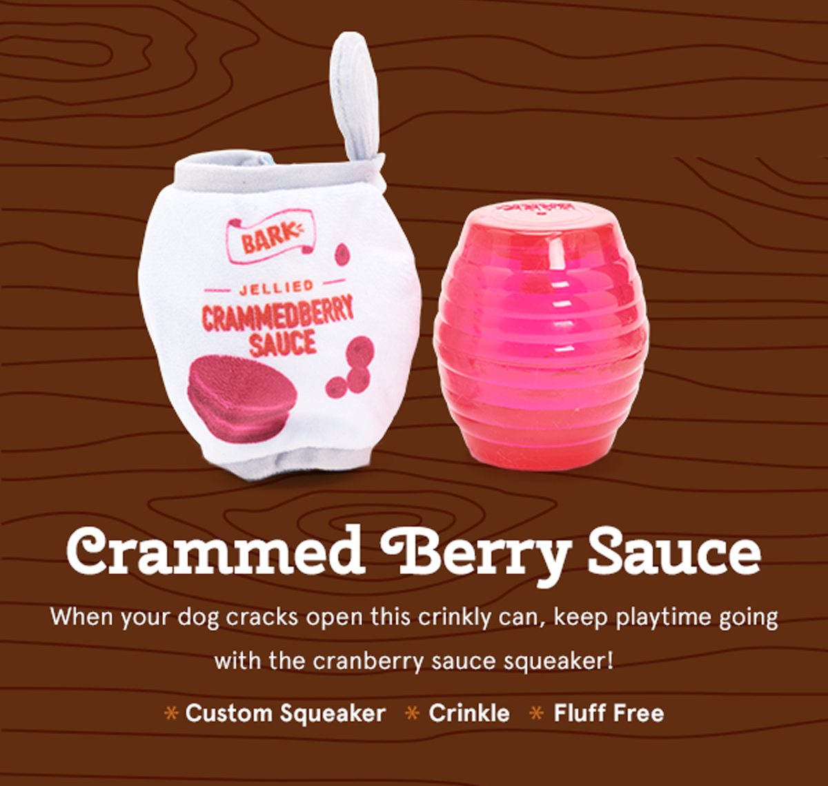 Crammed Berry Sauce