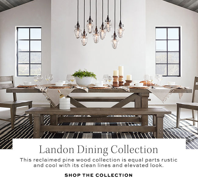 Landon Dining Collection
