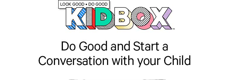 Do Good and Start A conversation with your child