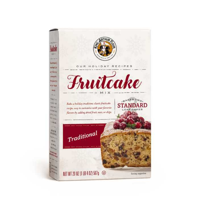 Fruitcake Cake Mix