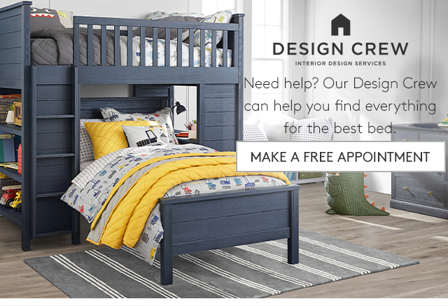 DESIGN CREW - MAKE A FREE APPOINTMENT