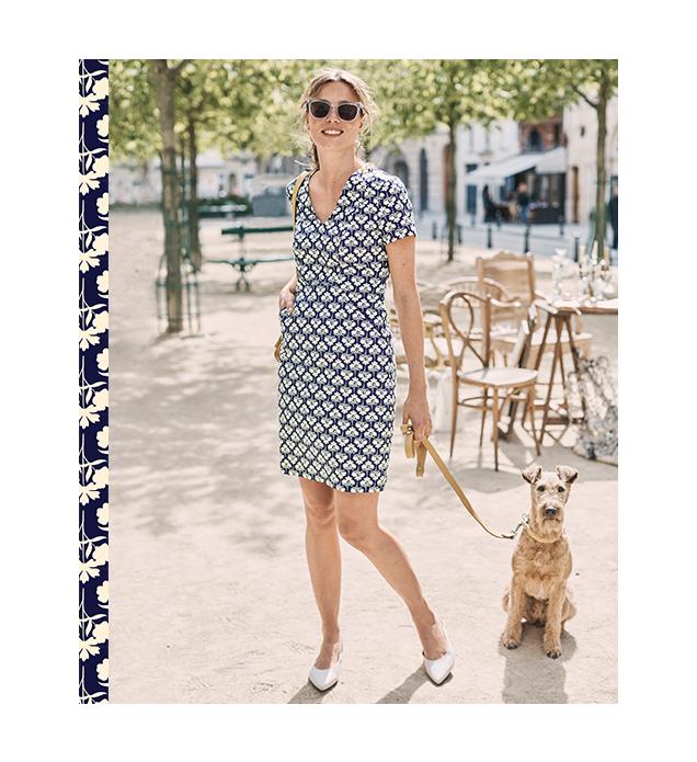 Dana Chino Dress