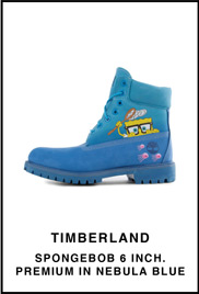 SpongeBob 6 Inch. Premium in Nebula Blue