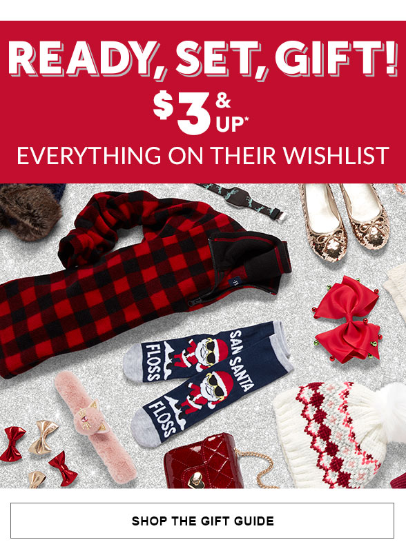Up to 60% off the Gift Guide
